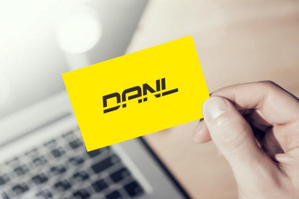Sample branding #3 for Danl