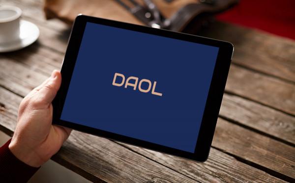Sample branding #3 for Daol