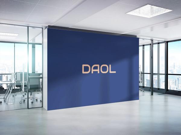 Sample branding #1 for Daol