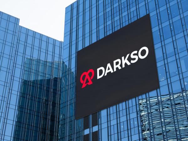 Sample branding #1 for Darkso