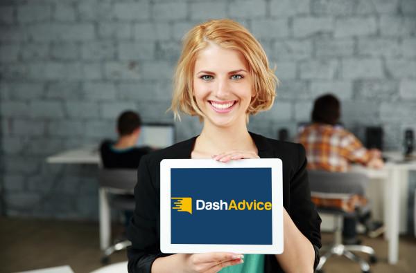 Sample branding #2 for Dashadvice