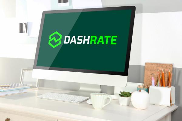 Sample branding #1 for Dashrate