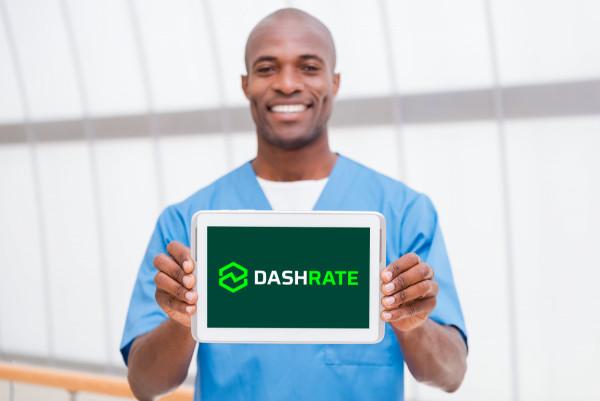 Sample branding #2 for Dashrate