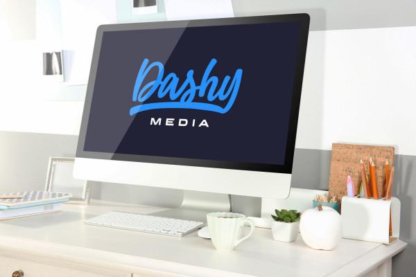 Sample branding #1 for Dashymedia
