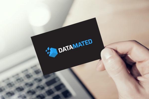 Sample branding #2 for Datamated