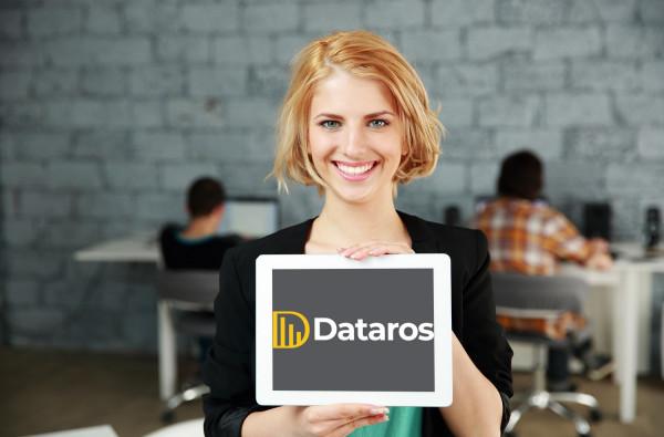 Sample branding #3 for Dataros