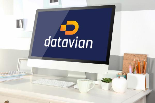 Sample branding #3 for Datavian