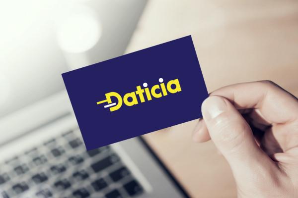 Sample branding #2 for Daticia