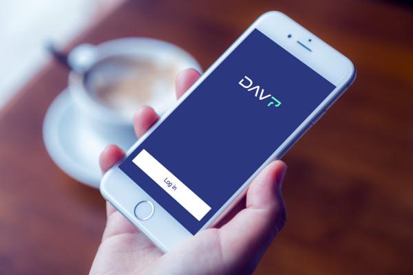 Sample branding #3 for Dav7