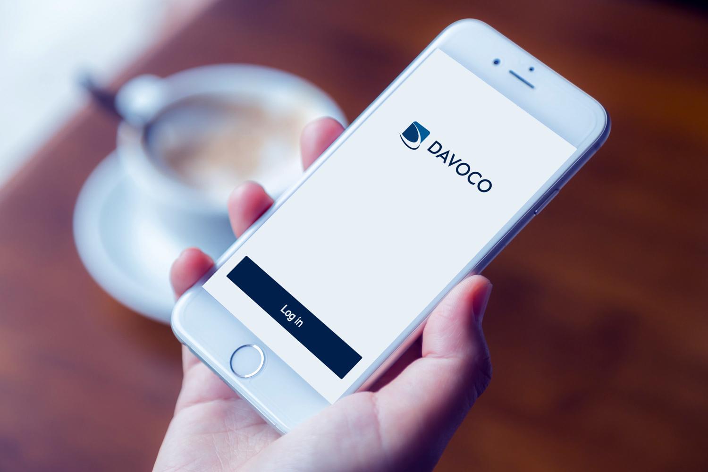 Sample branding #2 for Davoco