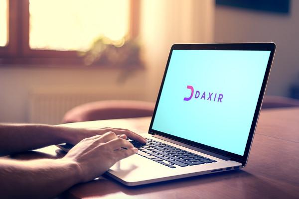 Sample branding #3 for Daxir