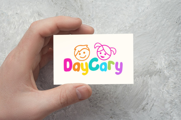 Sample branding #3 for Daycary