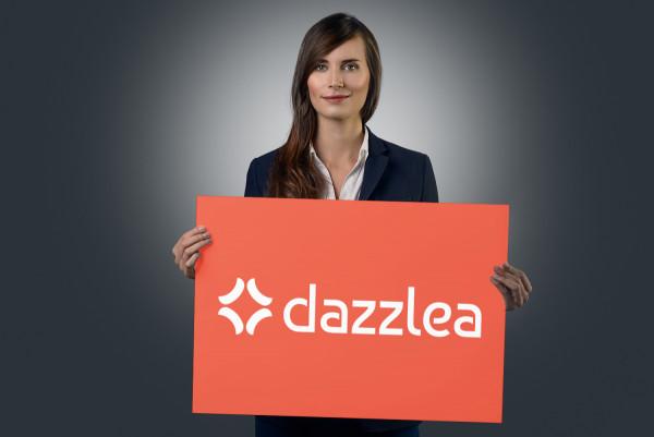 Sample branding #1 for Dazzlea