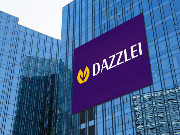 Sample branding #2 for Dazzlei