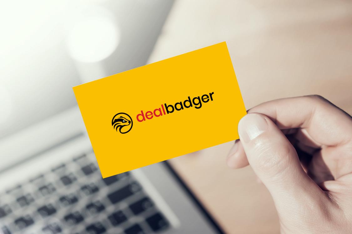 Sample branding #2 for Dealbadger