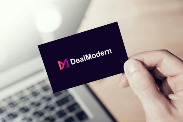 Sample branding #2 for Dealmodern