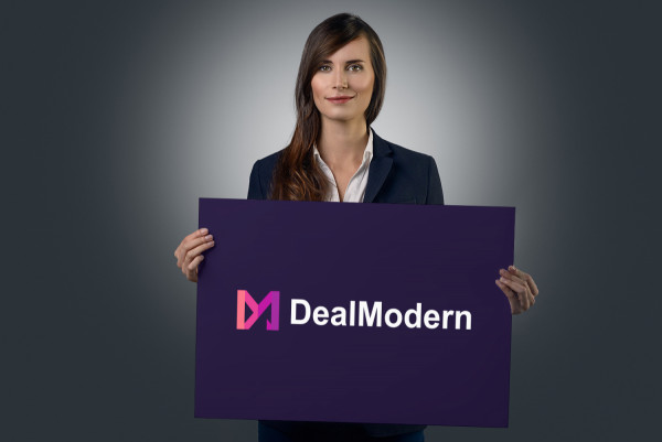 Sample branding #2 for Dealmodern