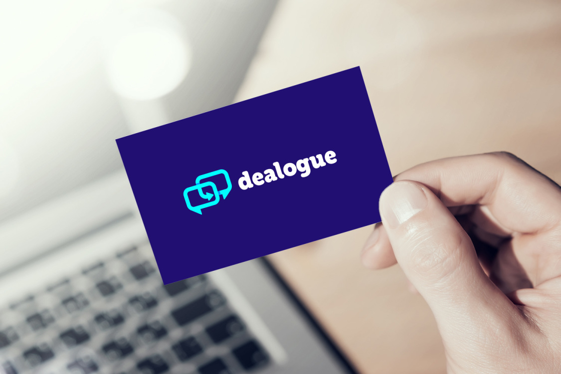 Sample branding #1 for Dealogue