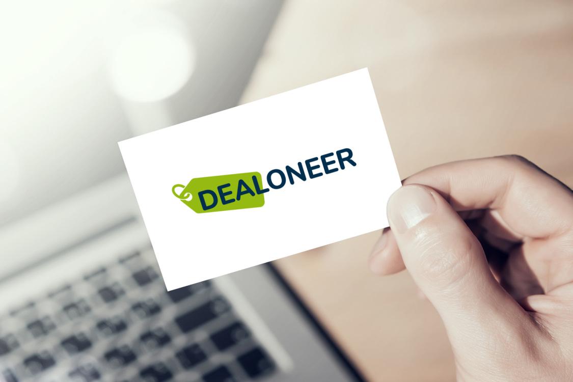 Sample branding #2 for Dealoneer