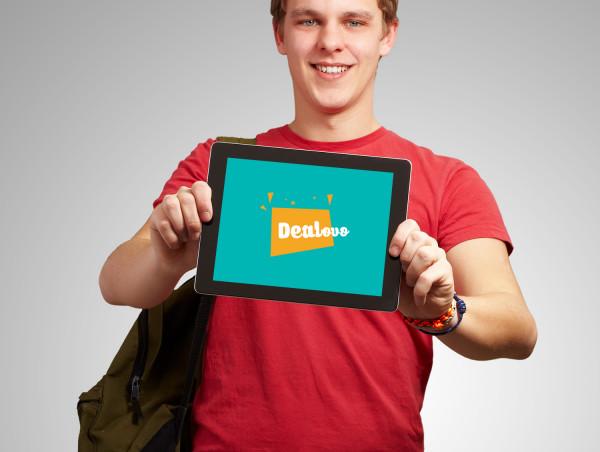 Sample branding #2 for Dealovo