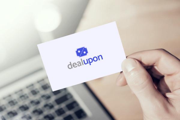 Sample branding #2 for Dealupon