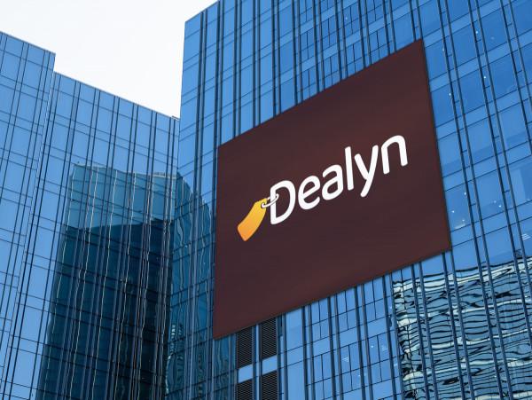 Sample branding #3 for Dealyn