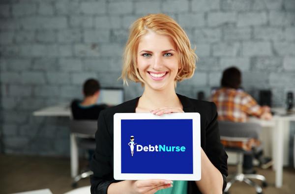 Sample branding #3 for Debtnurse