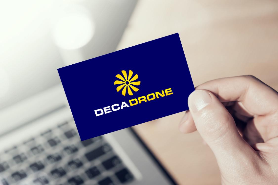 Sample branding #2 for Decadrone