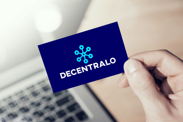 Sample branding #3 for Decentralo