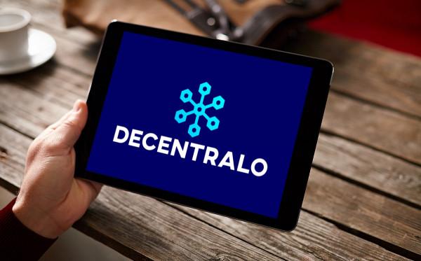 Sample branding #1 for Decentralo