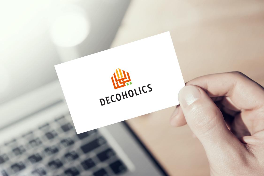 Sample branding #1 for Decoholics