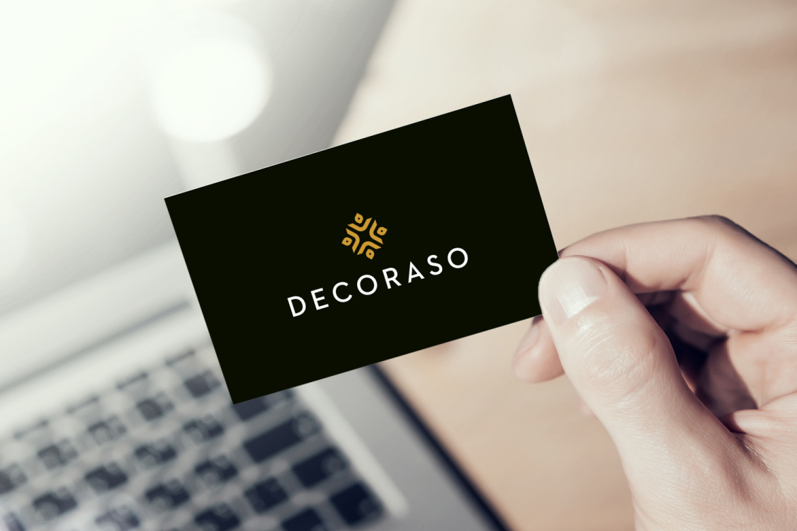 Sample branding #3 for Decoraso