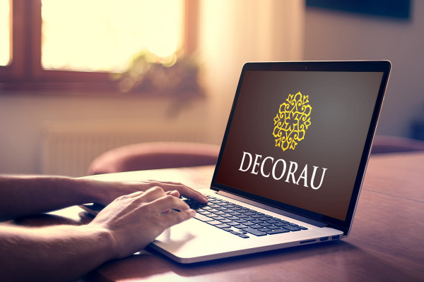 Sample branding #1 for Decorau