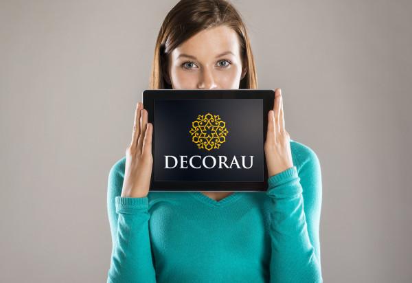 Sample branding #3 for Decorau