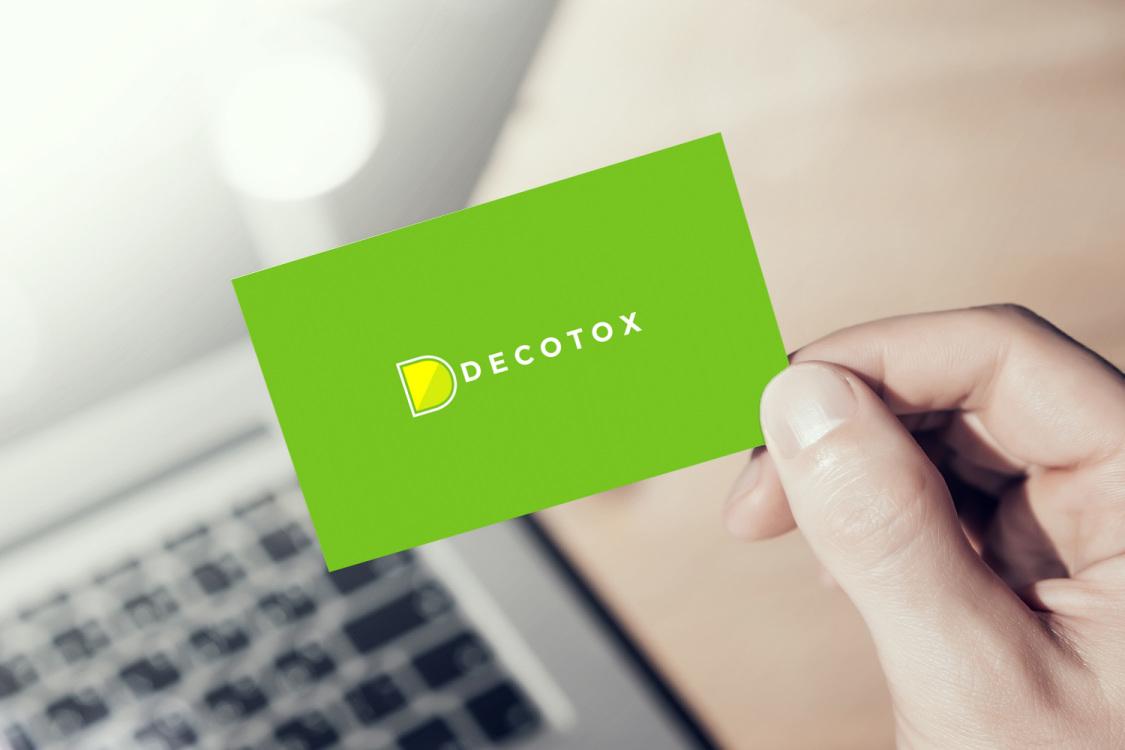 Sample branding #2 for Decotox