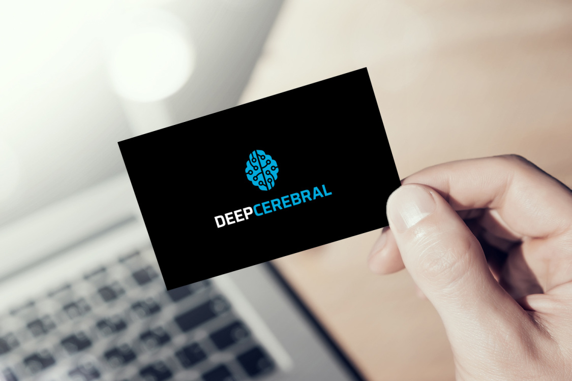 Sample branding #1 for Deepcerebral