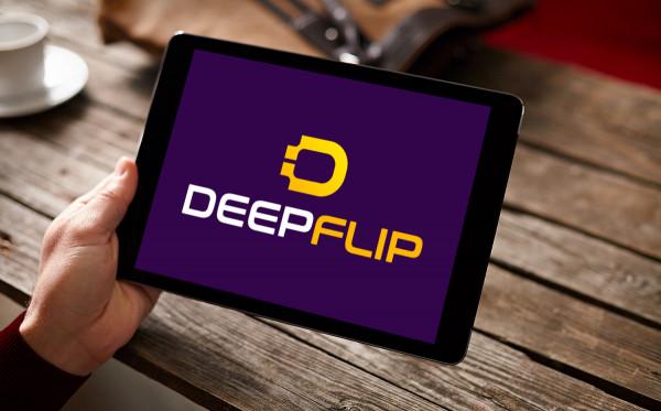 Sample branding #3 for Deepflip