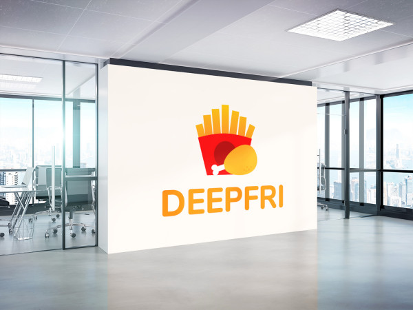 Sample branding #3 for Deepfri