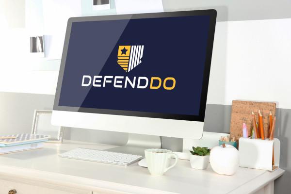 Sample branding #2 for Defenddo