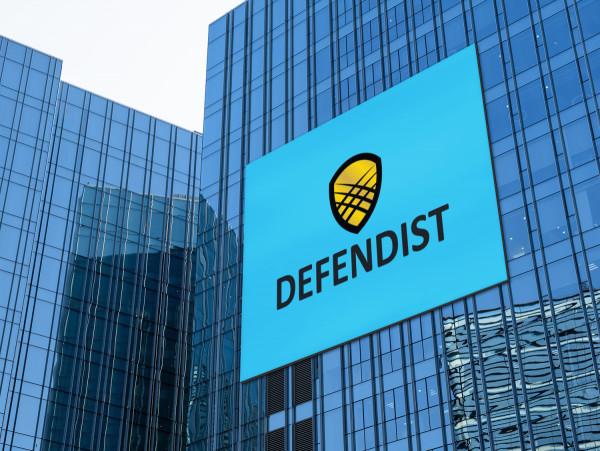 Sample branding #1 for Defendist