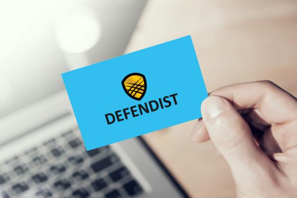 Sample branding #3 for Defendist