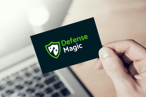 Sample branding #3 for Defensemagic