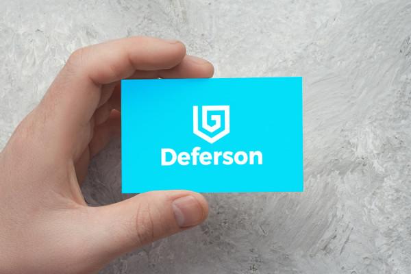 Sample branding #3 for Deferson