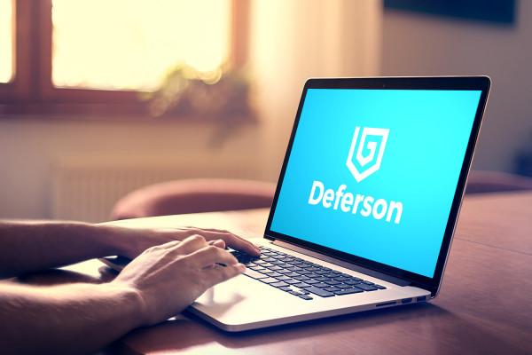 Sample branding #2 for Deferson
