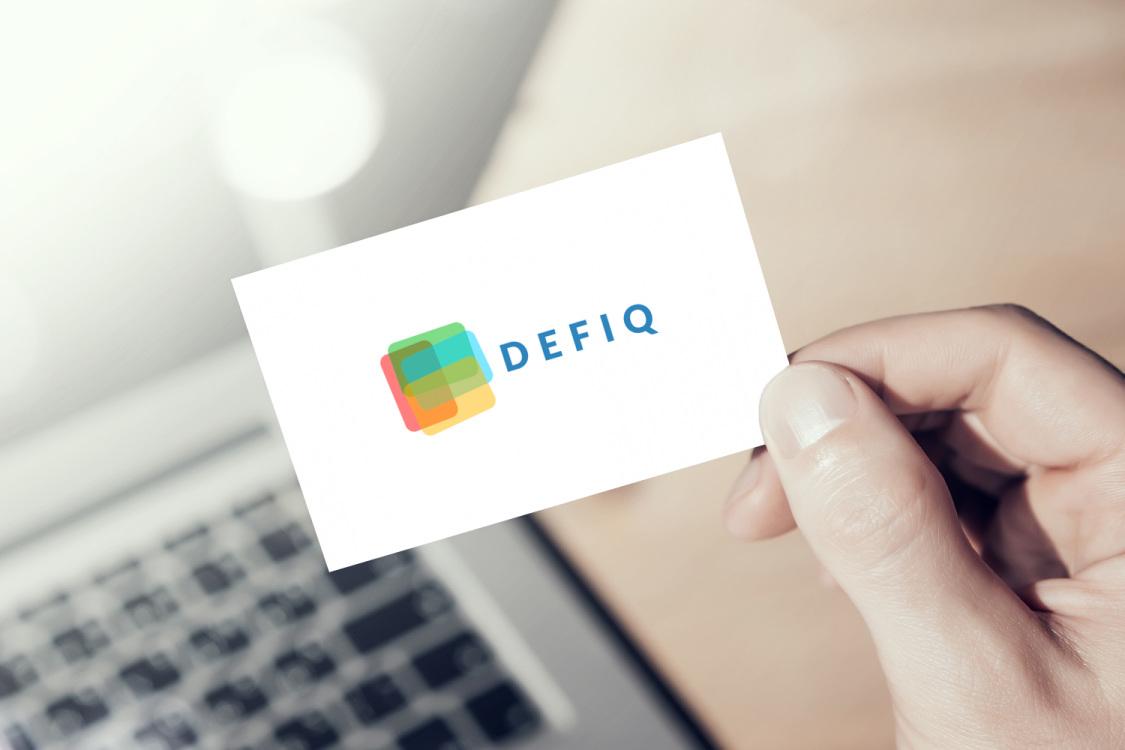 Sample branding #3 for Defiq