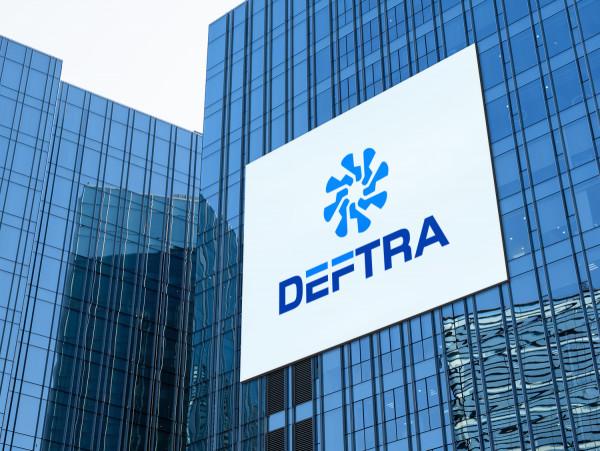 Sample branding #1 for Deftra