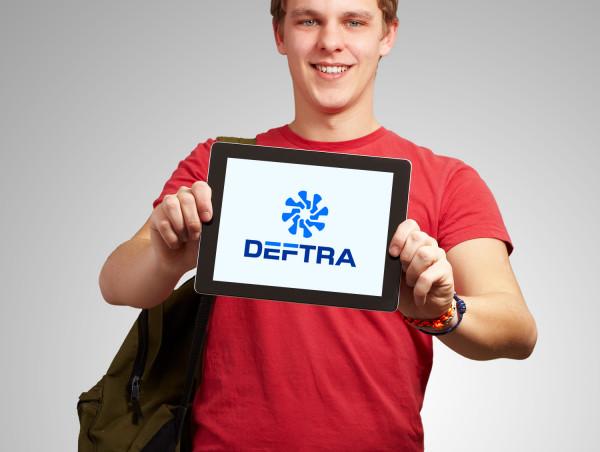 Sample branding #3 for Deftra