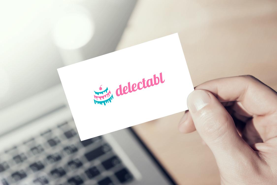 Sample branding #1 for Delectabl
