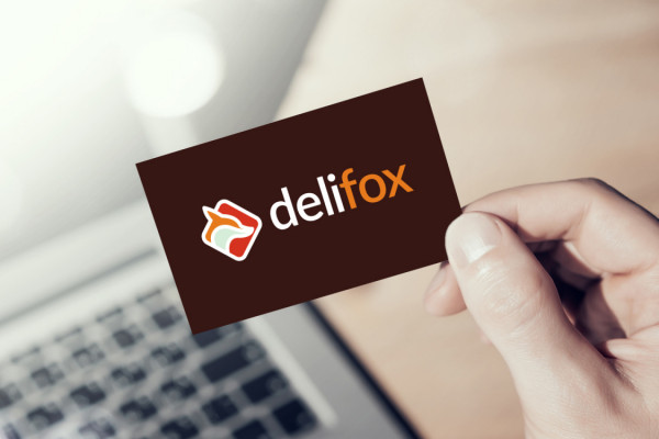 Sample branding #3 for Delifox