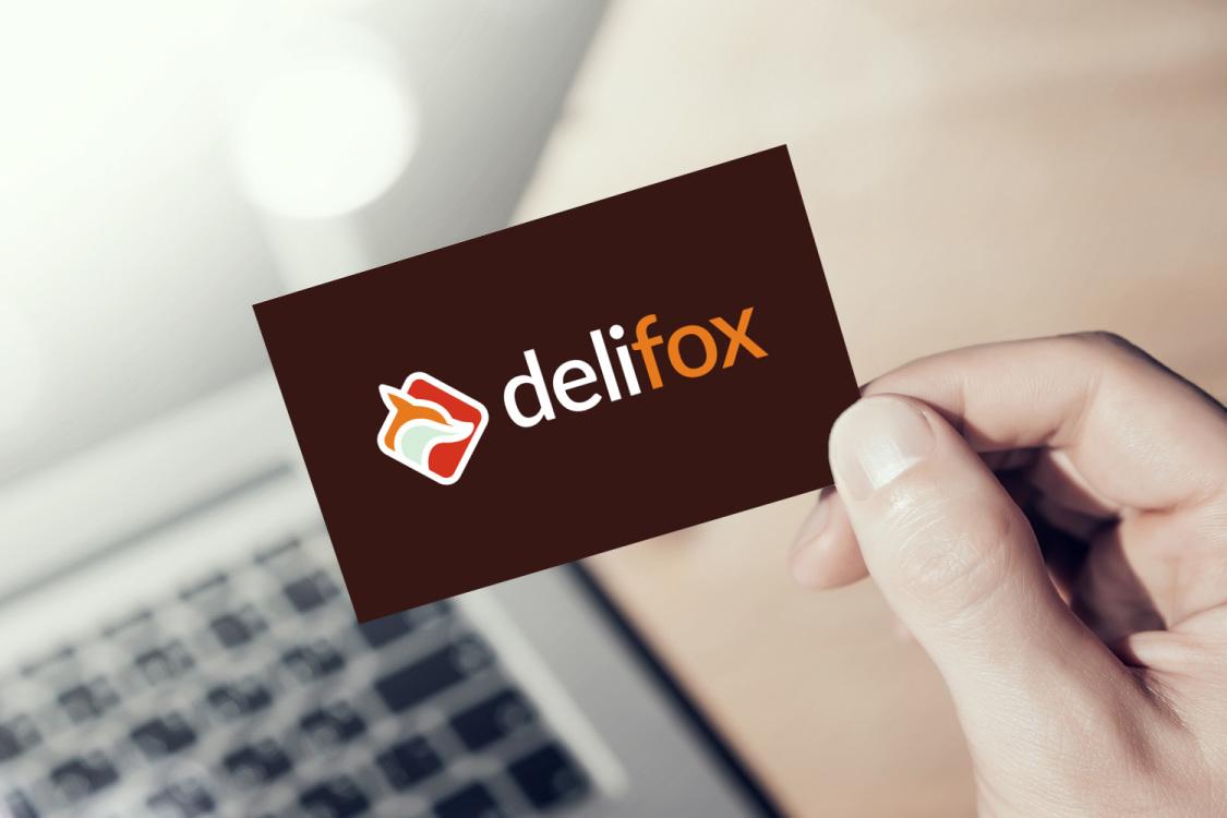 Sample branding #3 for Delifox